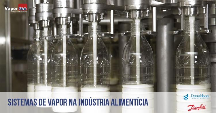 sistemas de vapor na industria