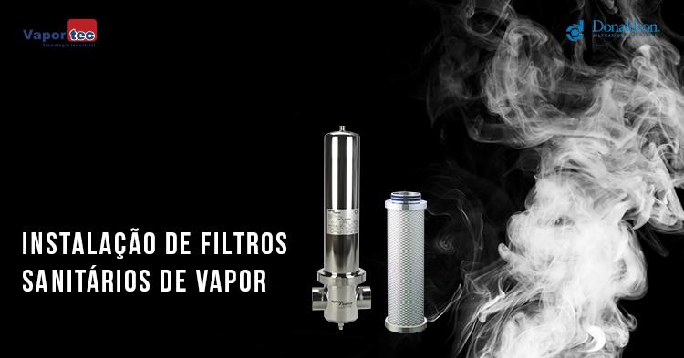 instalação-de-filtros-sanitarios-de-vapor
